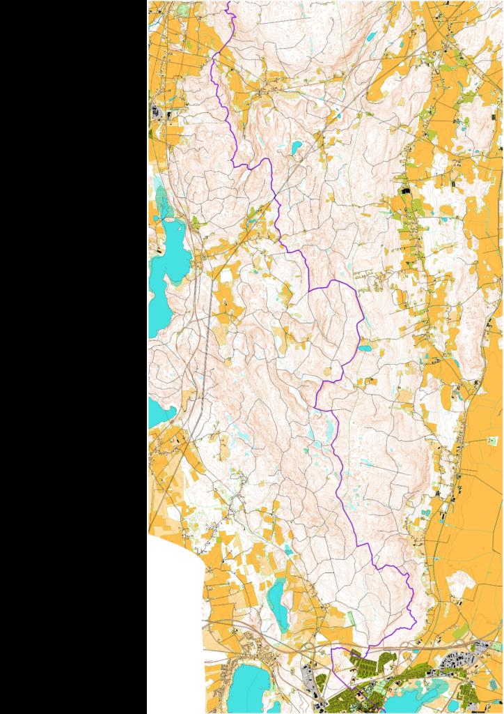 Sölvesborg - Näsum - karta