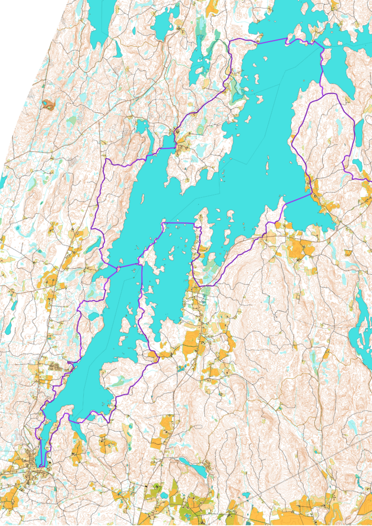 Stage 4: Högön - Immeln