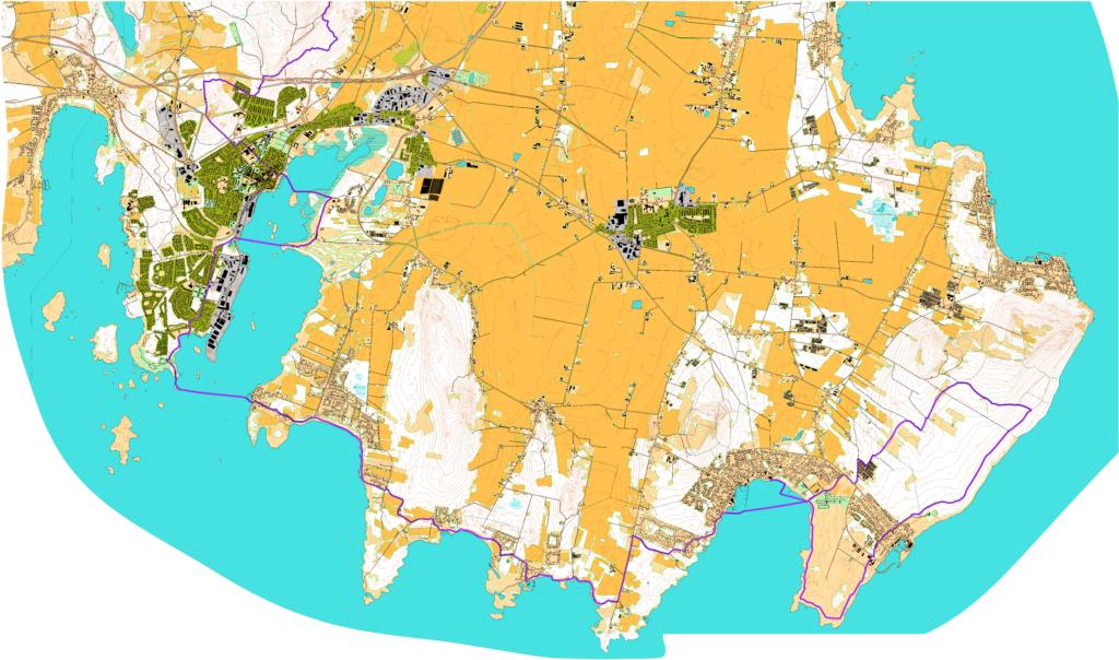 Stage 1: Hällevik - Sölvesborg